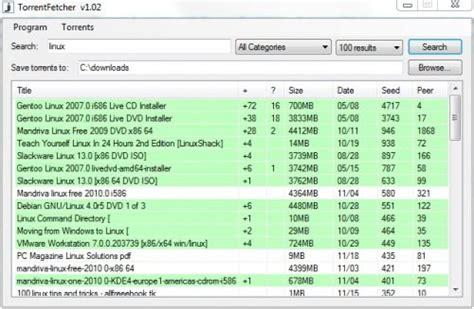 Toronto Search Desktop Torrents Search Engine Torrent Fetcher Ghacks Tech News