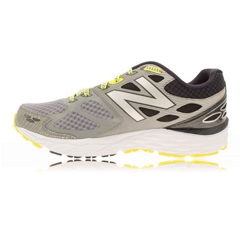 grey running shoes new balance w680v3 running shoes aw16 grey cheap