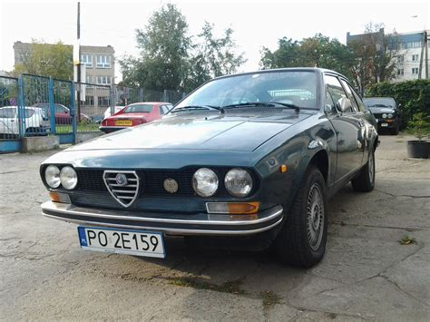 '74 Alfa Romeo Alfetta GT   Classic Car Restoration Center