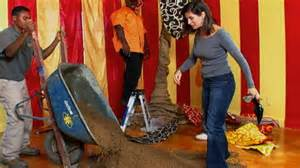 from trading spaces 6 of the scariest trading spaces makeovers