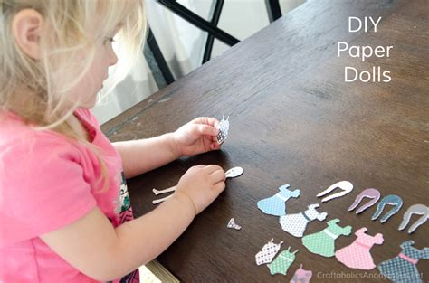diy magnetic paper dolls craftaholics anonymous 174 diy magnetic paper dolls