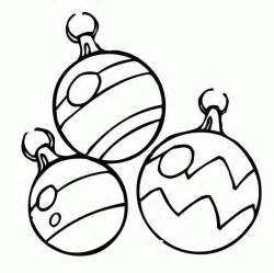 Christmas decorations coloring pages images amp pictures becuo