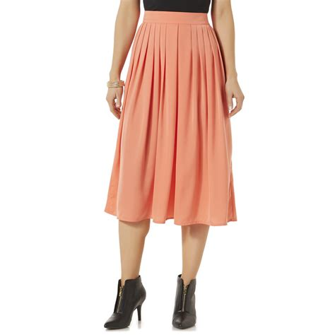 covington s pleated skirt sears