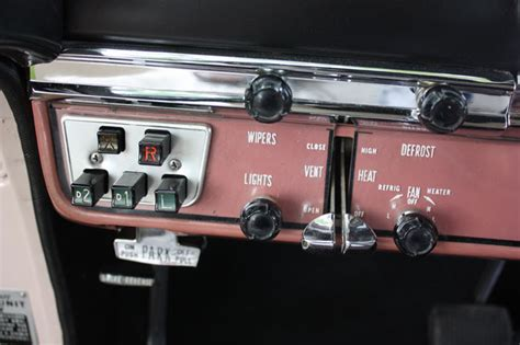 rambler car push button transmission 1959 rambler custom sedan