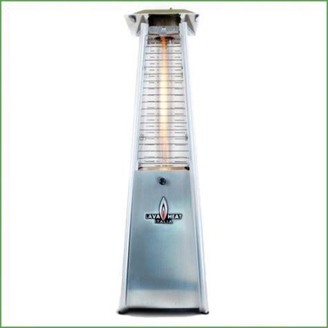Mini Patio Heater Lava Heat Italia S Lava Mini 27 000 Btu Patio Heater Backyard Living