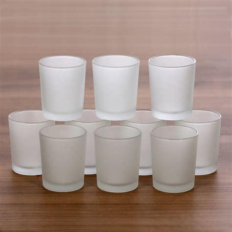 Teelichthalter Windlicht by Teelichthalter Teelichtgl 228 Ser Gefrostet 40mm Windlicht
