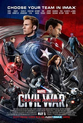 cineplex.com | captain america: civil war – an imax 3d