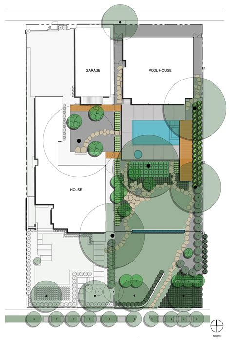 floor plans and site plans design asla 2010 professional awards the pool house