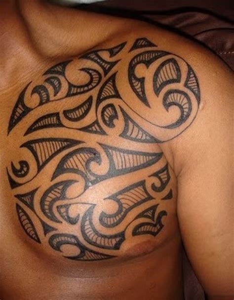 tribal tattoos designs for men shoulder tattoos on back shoulder for