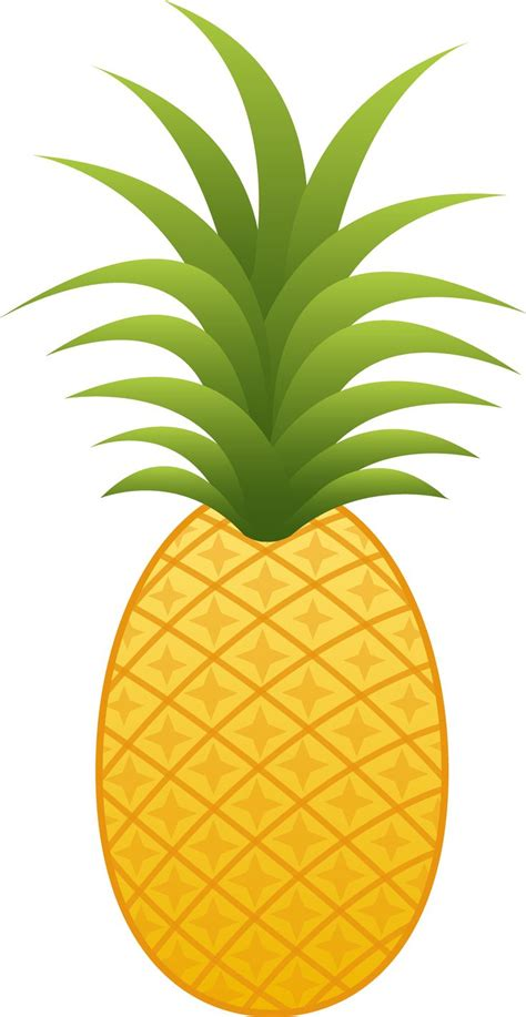 clipart pineapple 25 best ideas about pineapple clipart on pinterest