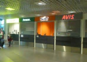 Budget Car Rental Barcelona Airport Terminal 1 Returning A Car Hire To Oslo Rygge Airport