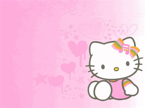 wallpaper computer kitty hello kitty wallpapers for desktop