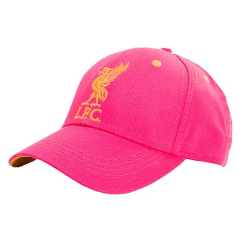 liverbird cap pink change me liverpool fc official