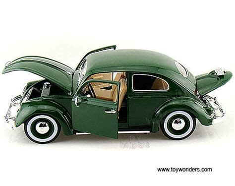 gold volkswagen beetle 1955 volkswagen kafer beetle top by bburago gold 1 18