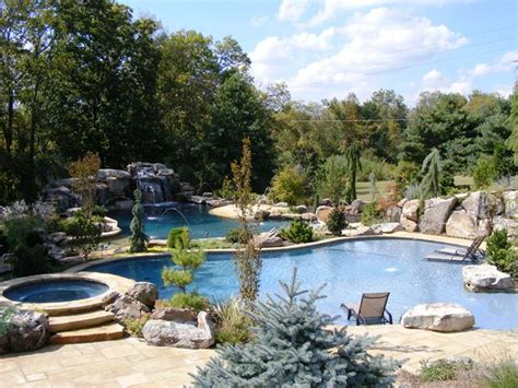 Backyard Resorts Pools And Spas Business Spotlight Waterscapes Backyard Resorts