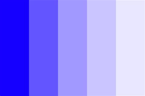 ultramarine color palette