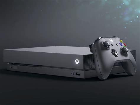 Microsoft Xbox One 10 Things You Need To About The Microsoft Xbox One X Stuff