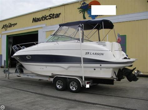 larson boats for sale larson 274 cabrio boats for sale boats