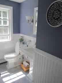 wainscoting paint color ideas d 233 co de toilette 33 id 233 es originales pour embellir l espace