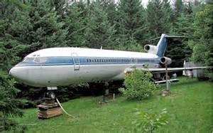 Home Plane Airplane Homes