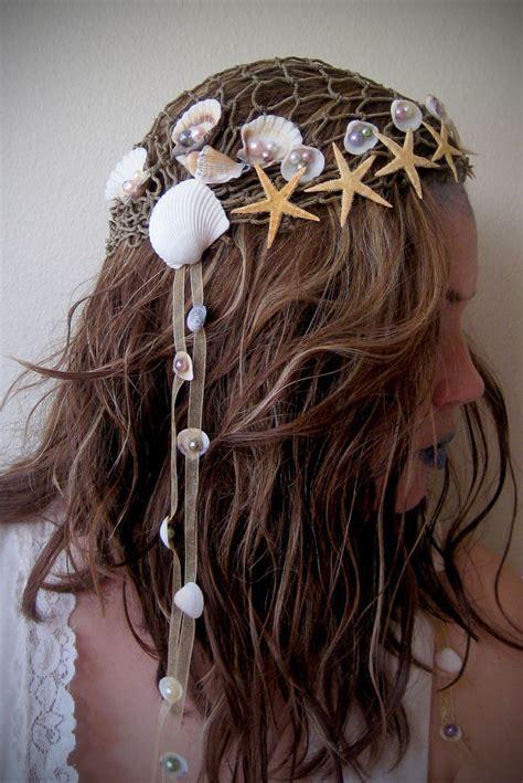 halloween themed hair accessories mermaid headdress halloween headpiece
