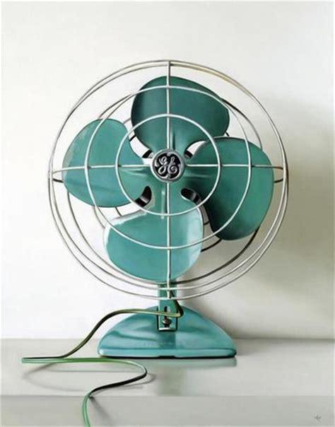 fashioned electric fan 선풍기 sunfungi