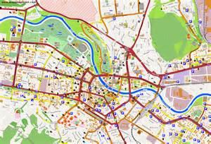 city maps skopje