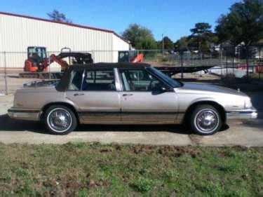 1989 buick electra park avenue ultra for sale photos technical specifications description 1989 buick park avenue electra sedan for sale craigslist used cars for sale
