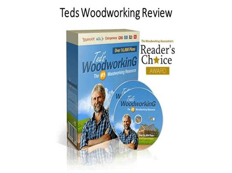 teds woodworking  review scam legit