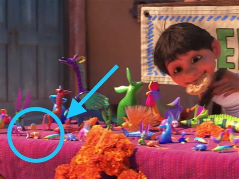 Coco Easter Eggs | pixar s coco has 5 movie easter eggs and references