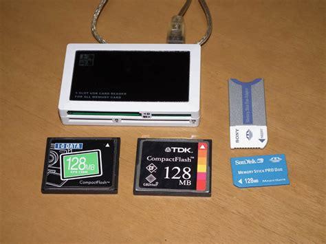Card Reader Usb 5slot Sy628 sdカードやusbメモリなど12種類を連続書込で速度比較 btoパソコン jp
