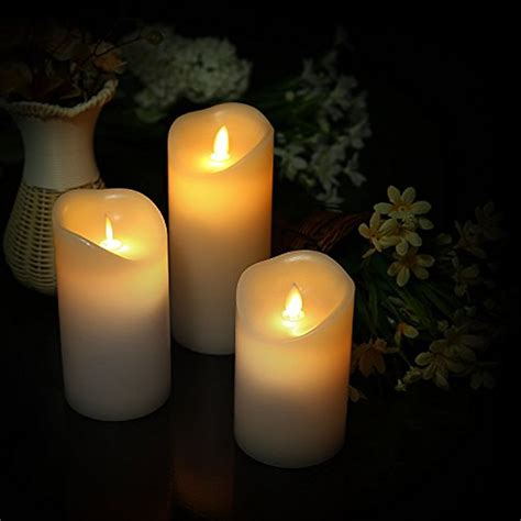 battery operated candles flameless candles battery operated candles with remote