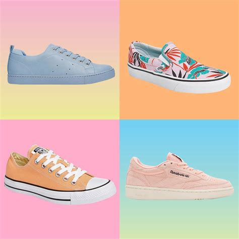 pastel sneakers 12 pretty pairs of blue pink and green pastel sneakers to