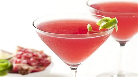 ina garten pomegranate cosmo pomegranate cosmos recipes food network uk