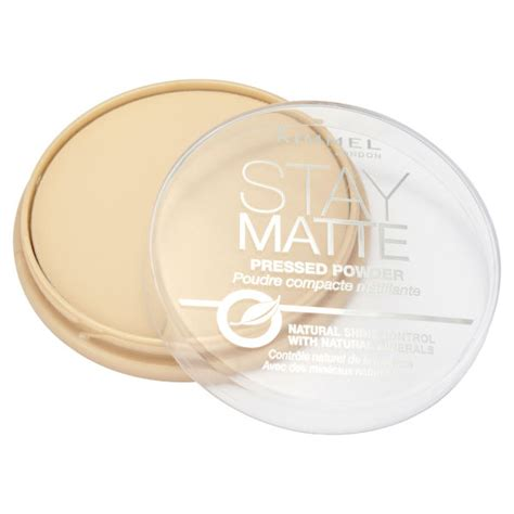 Rimmel Stay Matte Shade Transparan rimmel stay matte pressed powder transparent