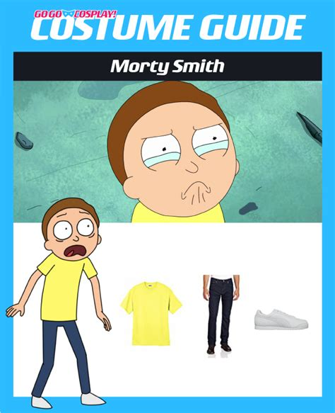 Morty Smith Quotes