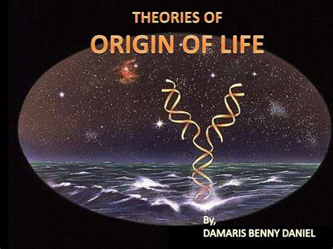 origin of the origin of