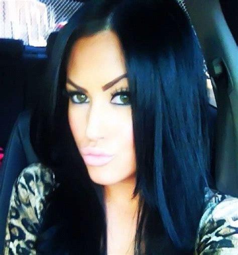 jet black hair with blue tint google search haircuts hair blue black hair color hair
