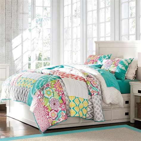 Pbteen Quilts by Sunset Quilt Sham Pbteen