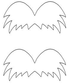 printable lorax eyes 26 images of lorax eyebrow template and eye kpopped com