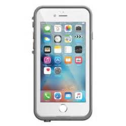 lifeproof fre iphone 6s waterproof case avalanche white
