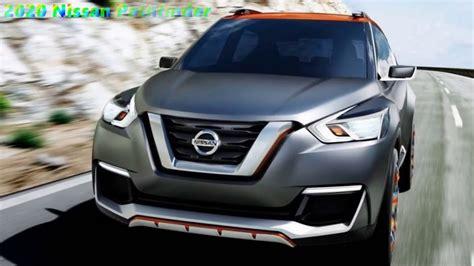 2020 Nissan Pathfinder by 2020 Nissan Pathfinder