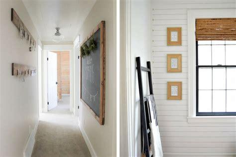 narrow hallway decorating ideas chalkboard   hall
