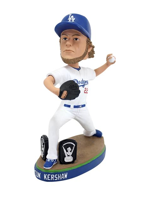 bobblehead dodgers dodgers mlb s best promo items says sports on earth