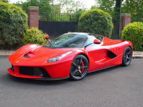 Ferraris For Sale Laferrari With Only 73 For Sale In The Uk