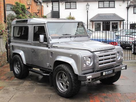 land rover defender defender 90 xs automatic station wagon