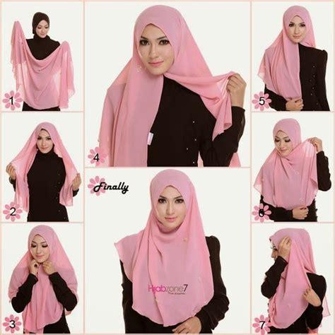 Fashion Muslim Scarf Jilbab Syria Sellen Cutting tutorial shawl panjang search hijjab tutorial shawl and search