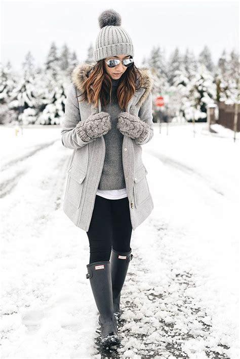 Fashion Newsletter Snow Chic by 5 Stylish Snow Ideas Snow Black