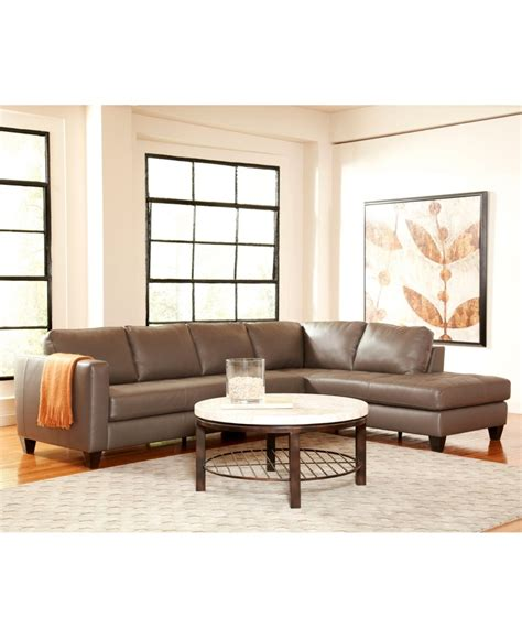 macys living room furniture leather living room furniture sets pieces