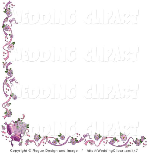 Wedding Bells Border Clipart by Wedding Background Clipart 75